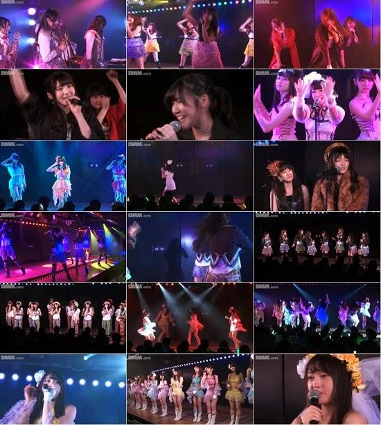 "(LIVE)(公演) AKB48 チーム4 ""アイドルの夜明け"" 木崎ゆりあの生誕祭 150219"
