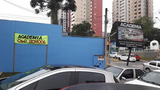 Academia Fire Gym 2, R. Urbâno Lopes, 49 - Cristo Rei, Curitiba - PR, 80050-520, Brasil, Academia_de_Natao, estado Parana