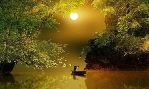 Thơ lục bát họa ảnh đẹp về thiên nhiên & cuộc sống hay nhất