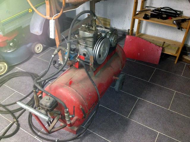 reparation d'un vieux groupe compresseur IMG_0158