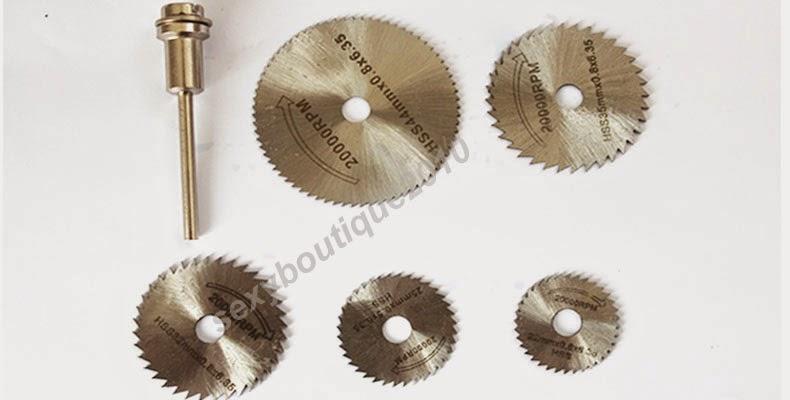 Corte de acero de alta velocidad hoja de sierra rotatoria - Sierra circular pequena ...