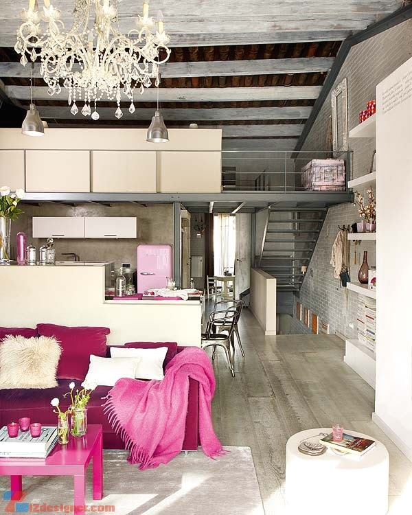 iZdesigner.com - Thiết kế nội thất phong cách Retro là gì ?