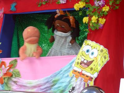 puppet world