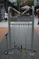 Community Bike Repair Station, Southbank