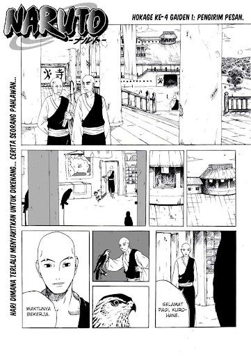 Komik naruto hokage ke-4: 01 page 1
