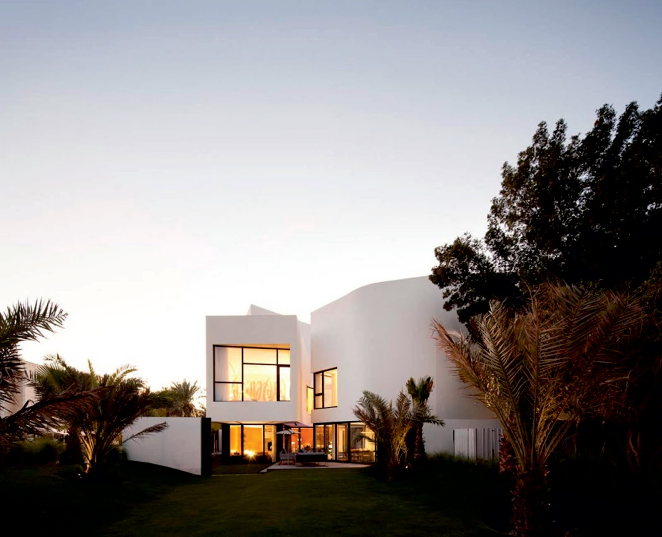 Al-Nuzha, Kuwait: Mop House by Agi Architects