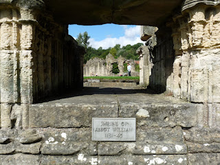 Shrine of Abbot William 1131-45