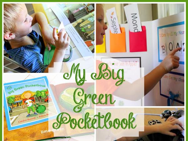 My Big Green Pocketbook {B4FI♥AR}