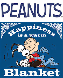 Cậu Bé Charlie Brown - Happiness Is A Warm Blanket, Charlie Brown poster