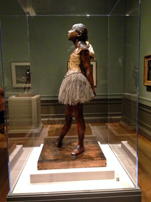Dega, National Gallery of Art, NGA, Litter Dancer Aged Fourteen