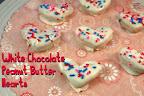 Peanut Butter Hearts