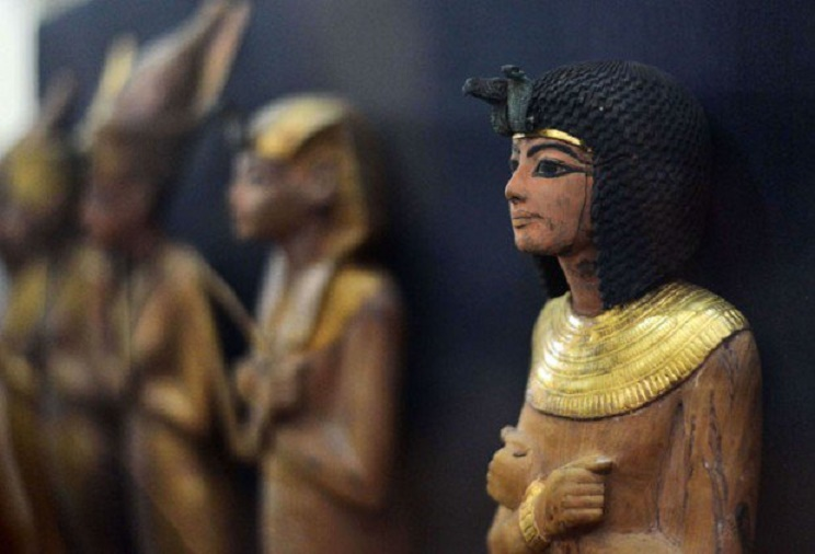 500+ Egyptian antiquities repatriated in 2015