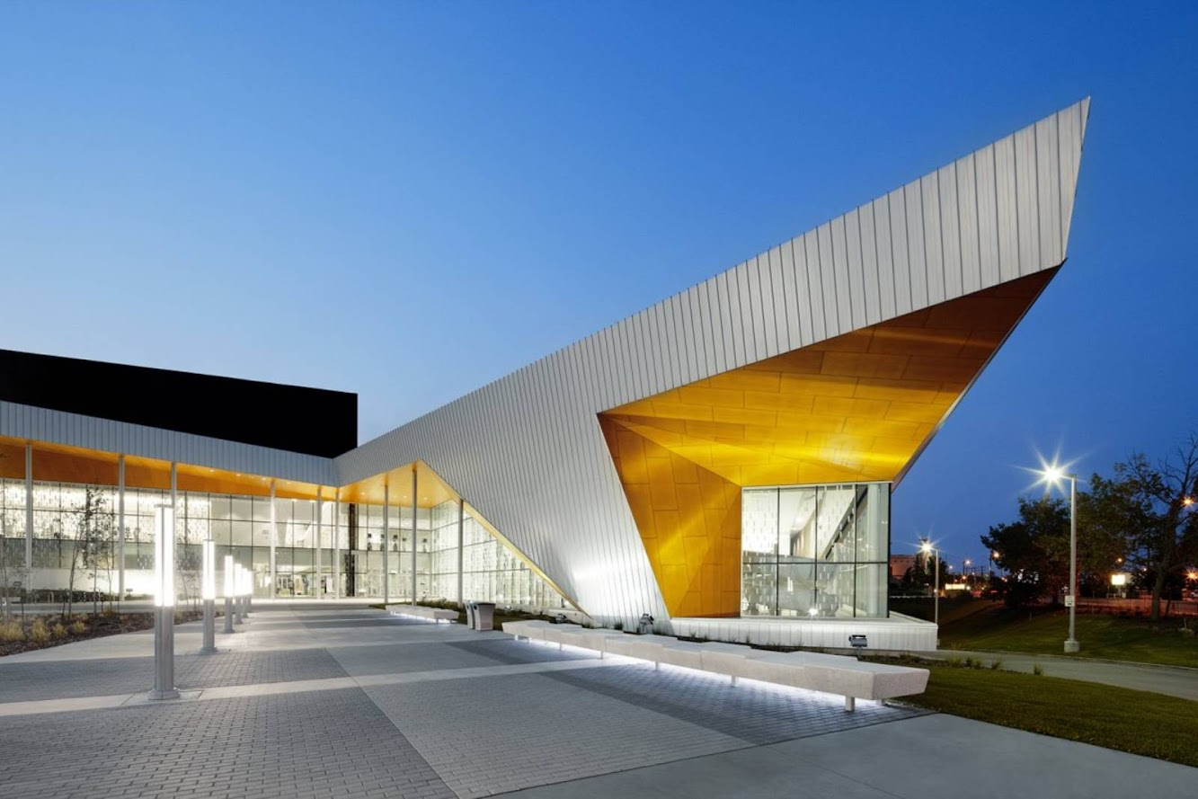 Commonwealth Community Recreation Center by Mjmarchitects