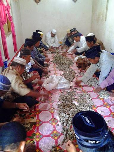 peringatan kematian di mandar sulawesi barat