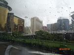 Macau - through the rain