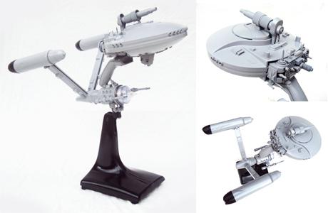 Nave Star Trek - Projeto Gênesis