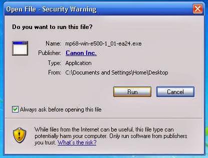 canon pixma e400 driver windows 7 32-bit free