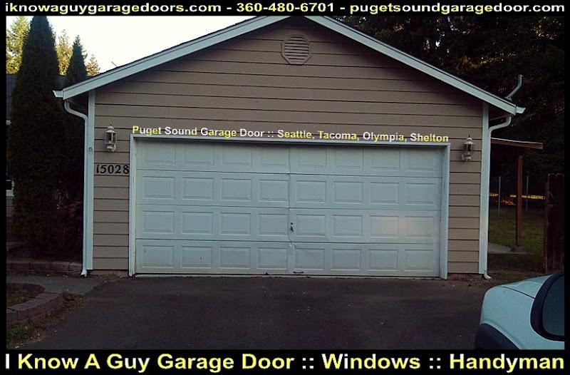 Garage door repair tacoma wa