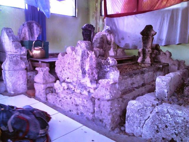 kompleks makam maraqdia parappe majene sulawesi barat