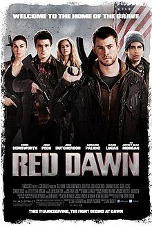 Bình Minh Đỏ - Red Dawn (2012)