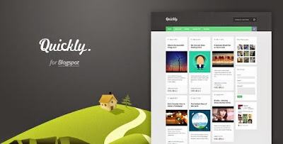 Quickly blogger templates