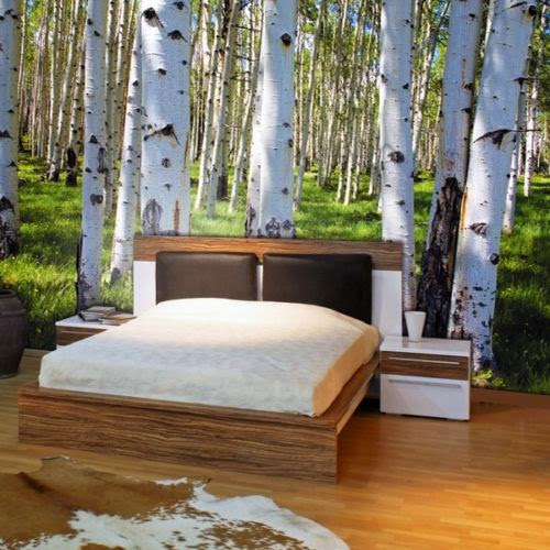 schlafzimmer wanddekoration