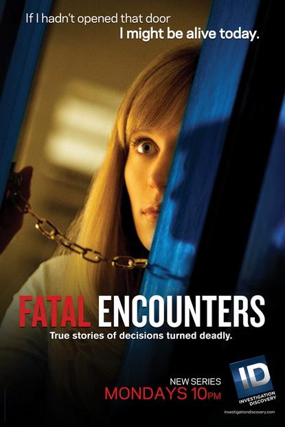 Fatalny splot zdarze? / Fatal Encounters (2012) PL.TVRip.XviD / Lektor PL