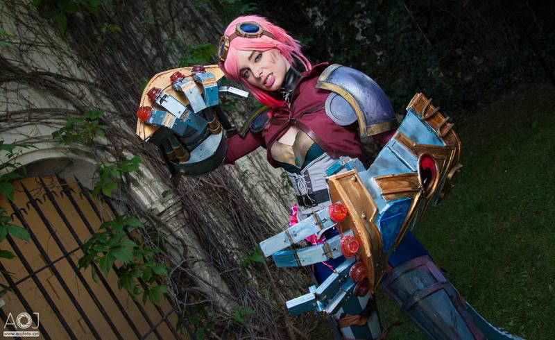 Ngắm bộ ảnh cosplay Vi tuyệt đẹp của Miss Therion - Ảnh 6