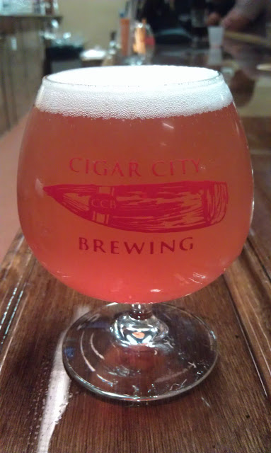 Cigar City Stiftung Berliner-Weisse (Raspberry & Lemon)