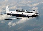 retour des avions d´attaque légers COIN/Light Attack T-6A%2520Texan%2520II