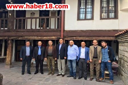 Amasya  Protokolü Çankırı'da