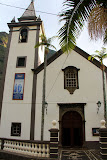 The Church of Sao Vicente - Funchal, Madeira