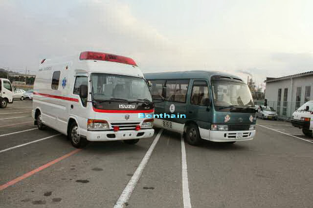 7 Unit Damkar Siap Menghuni Bonthain-5