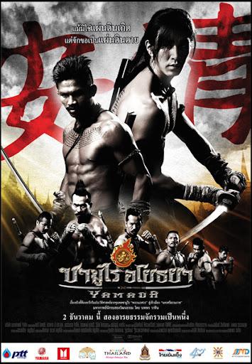 Võ Sỹ Đạo Thái - Yamada: The Samurai Of Ayothaya