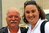 Natalie & Our Amazing Guide, Daniel - Funchal, Madeira