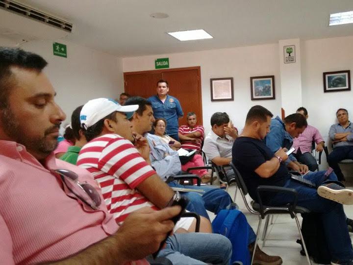 Persecución sindical de Petrosantander a la USO