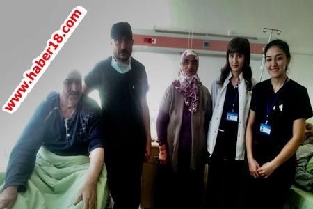 �ank�r� �zel Karatekin Hastanesi Ba�ar�s�na Bir Yenisini Ekledi