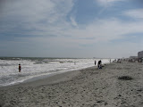 On the Beach in Myrtle - 040710 - 09
