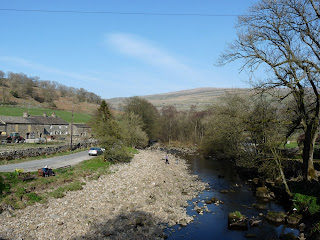 River Wharfe at Hubberholme