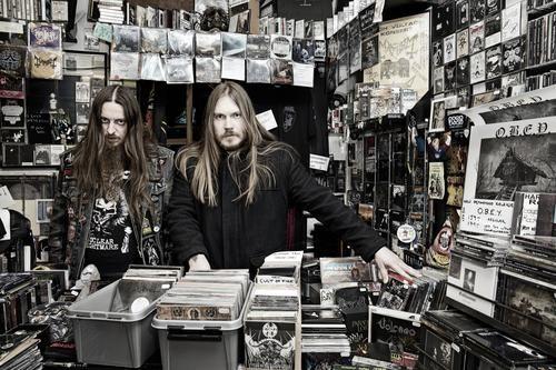 Darkthrone press shot 2013 December 12, 2012 © Ashley Maile