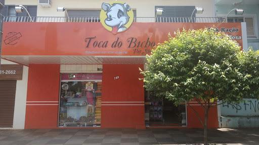 Pet Shop Toca do Bicho - Zona 05, Av. Carlos Gomes, 162 - Zona 05, Maringá - PR, 87015-200, Brasil, Loja_de_animais, estado Paraná