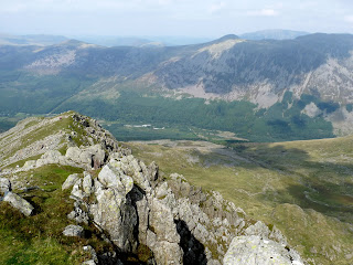 "Long Crag ""Crags"" and Ennerdale"