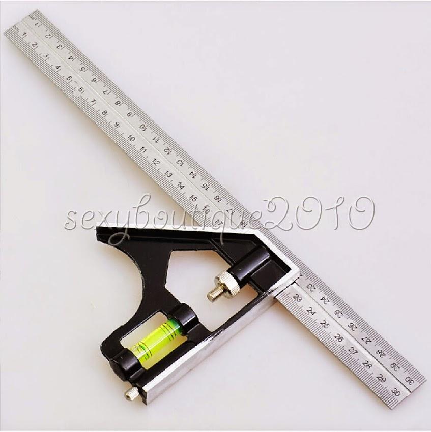 Measuring Combination Square Angle - 86.7KB