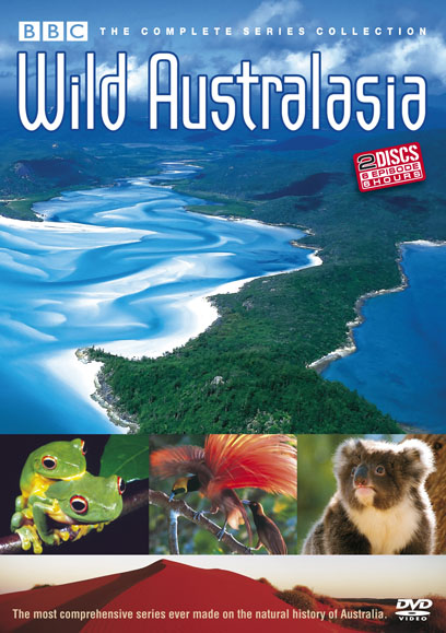 Dzika Australazja / Wild Australasia (2003) PL.TVRip.XviD / Lektor PL