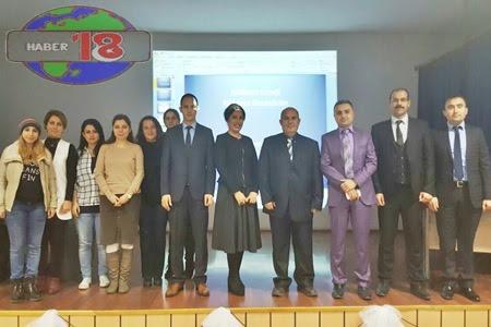 Çankırı da Nükleer Enerji Bölümü Öğretim Üyesi Prof. Dr. Mehmet T