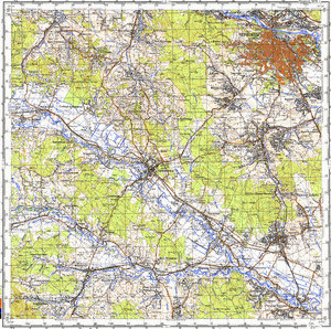 Map 100k--m35-136--(1978)