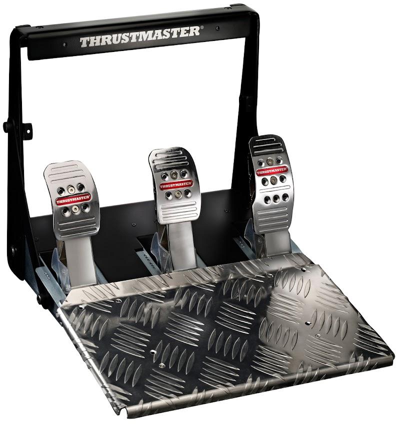 педали Thrustmaster Ferrari F1 Wheel Integral T500
