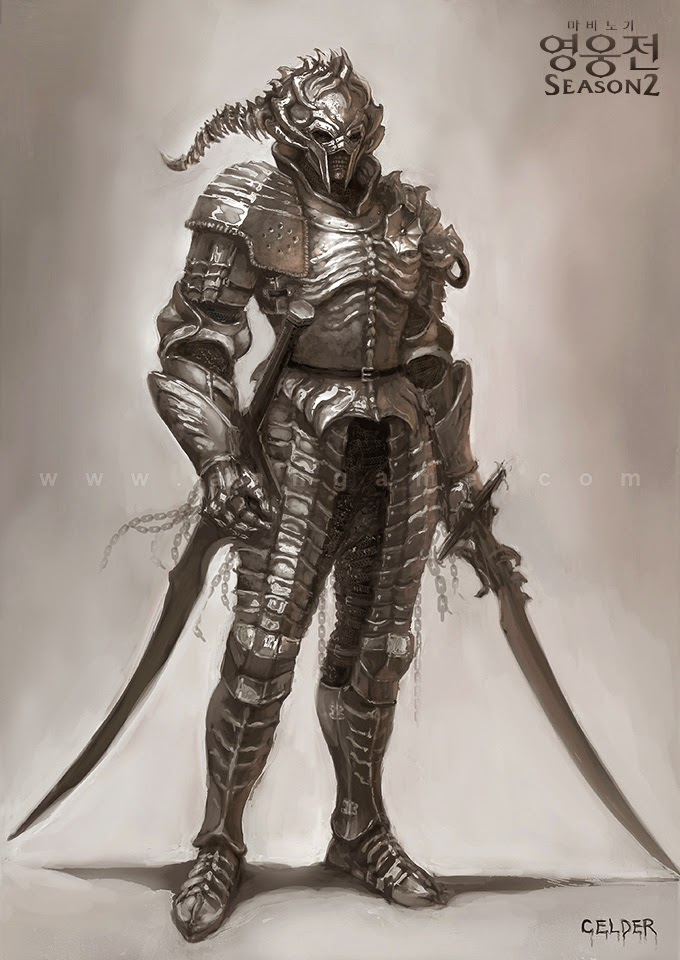Soi thiết kế của Raid Battles của Mabinogi Heroes - Ảnh 4