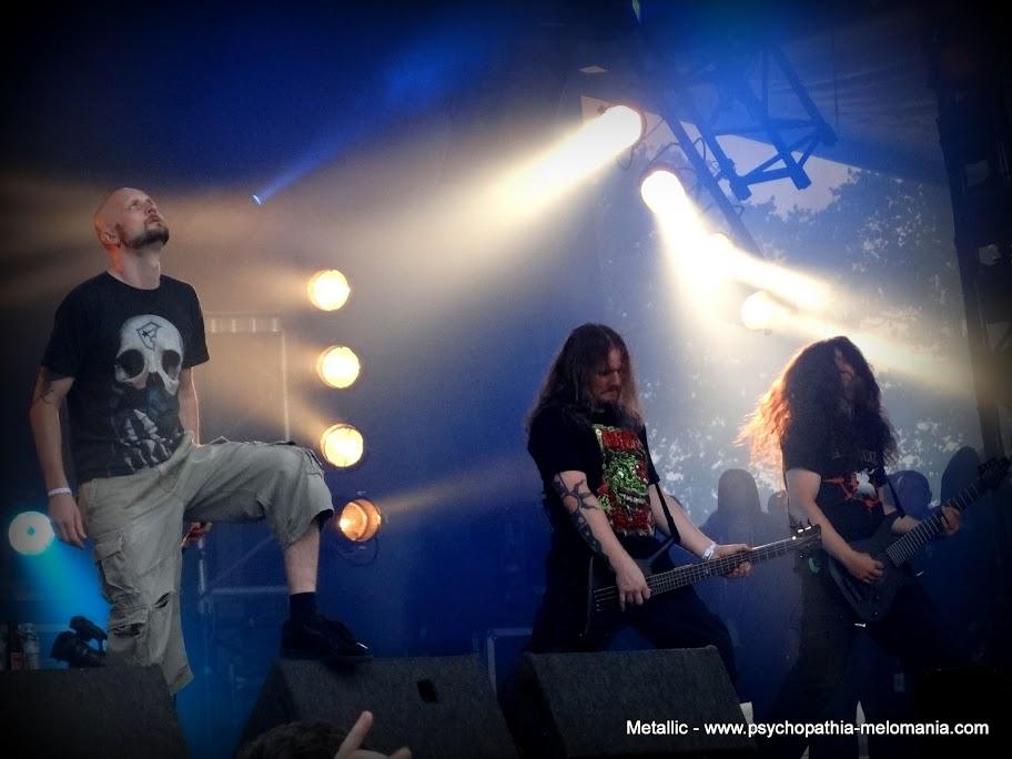 Meshuggah @ Hellfest 2011 - Vendredi 17/06/2011