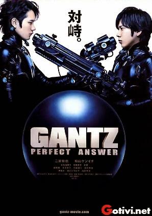 Gantz Phần 2: Đáp Án Hoàn Hảo